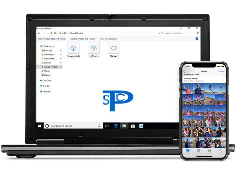 دانلود نرم افزار iCloud برای کامپیوتر ویندوز پی سی PC