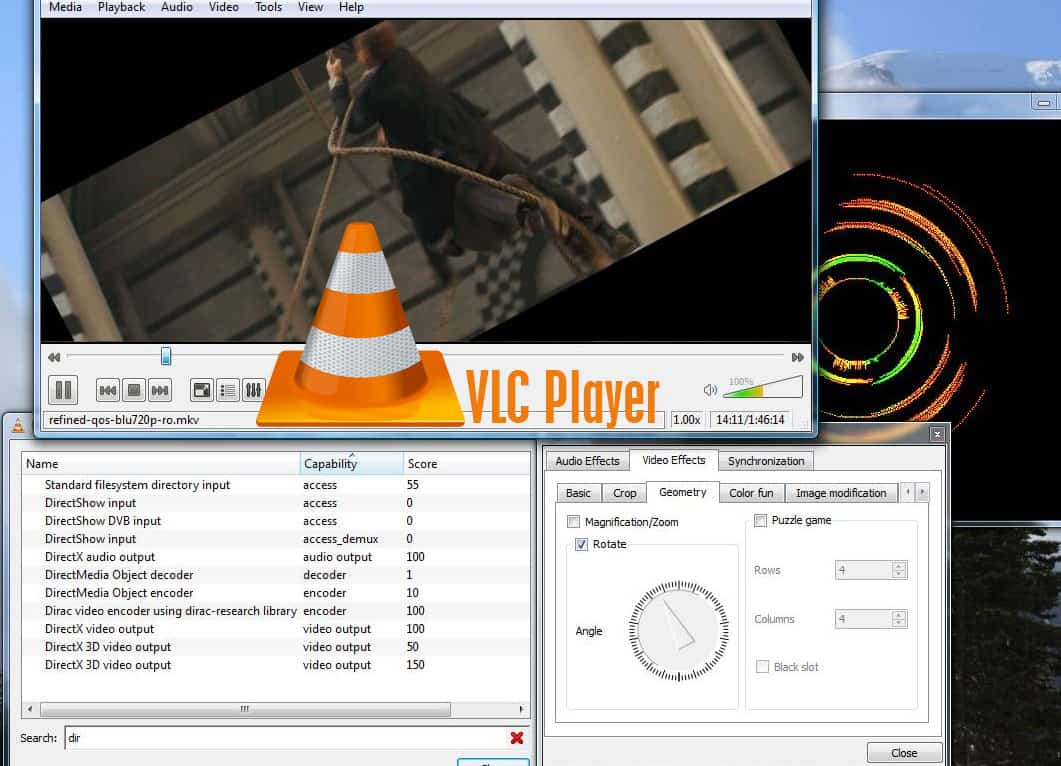 دانلود vlc media player برای کامپیوتر ویندوز اندروید
