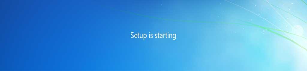 اموزش نصب ویندوز 7 - تصویری