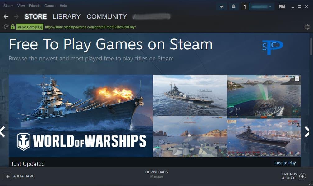 دانلود آخرین نسخه استیم Steam آنلاین برای کامپیوتر ( ویندوز + مک + لینوکس )