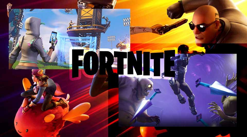 دانلود بازی فورتنایت (Fortnite) برای کامپیوتر (PC) و موبایل (Mobile)