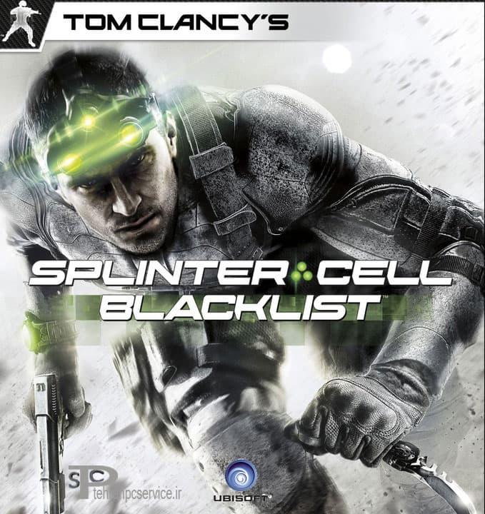 دانلود بازی Tom Clancy's Splinter Cell 6: blacklist برای کامپیوتر PC