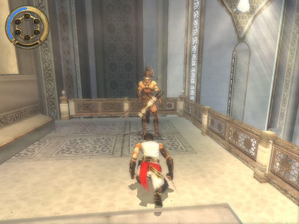 دانلود بازی شاهزاده ایرانی 3: دو تخت پادشاهی برای کامپیوتر - Prince Of Persia: The Two Thrones for PC