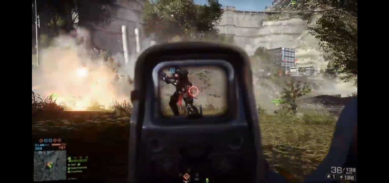 دانلود بازی بتلفیلد 4 Battlefield برای کامپیوتر PC
