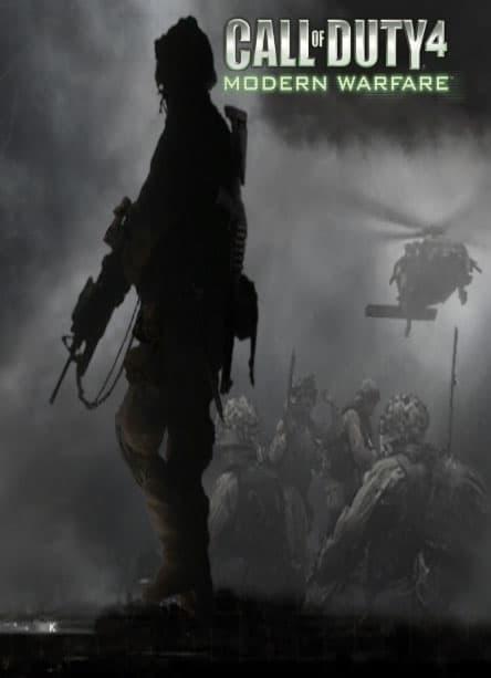 دانلود بازی Call Of Duty 4 Modern Warfare برای کامپیوتر PC