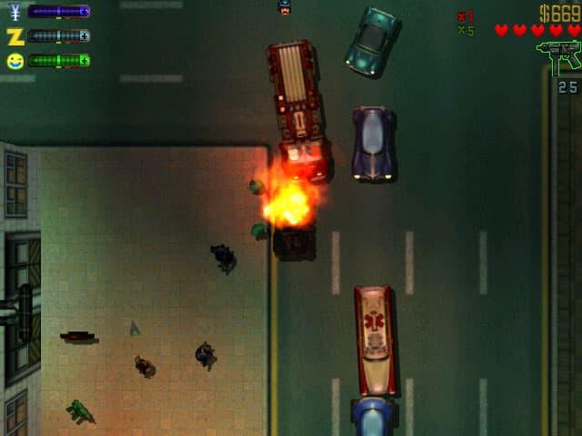 دانلود بازی جی تی ای 1 و 2 ( GTA ) برای کامپیوتر PC