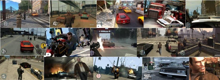 دانلود بازی جی تی ای 4 (GTA IV) برای کامپیوتر PC