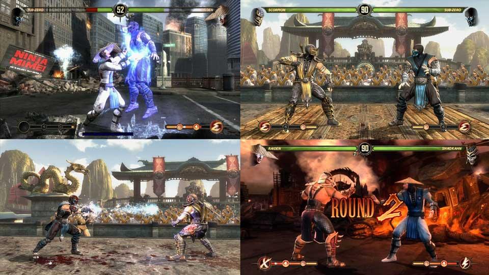 دانلود بازی مورتال کمبت Mortal Combat 9: Komplete Edition برای کامپیوتر PC