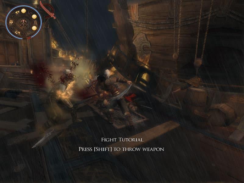 دانلود بازی شاهزاده ایرانی 2: در قلمرو جنگجویان برای کامپیوتر - Prince Of Persia: Warrior Within