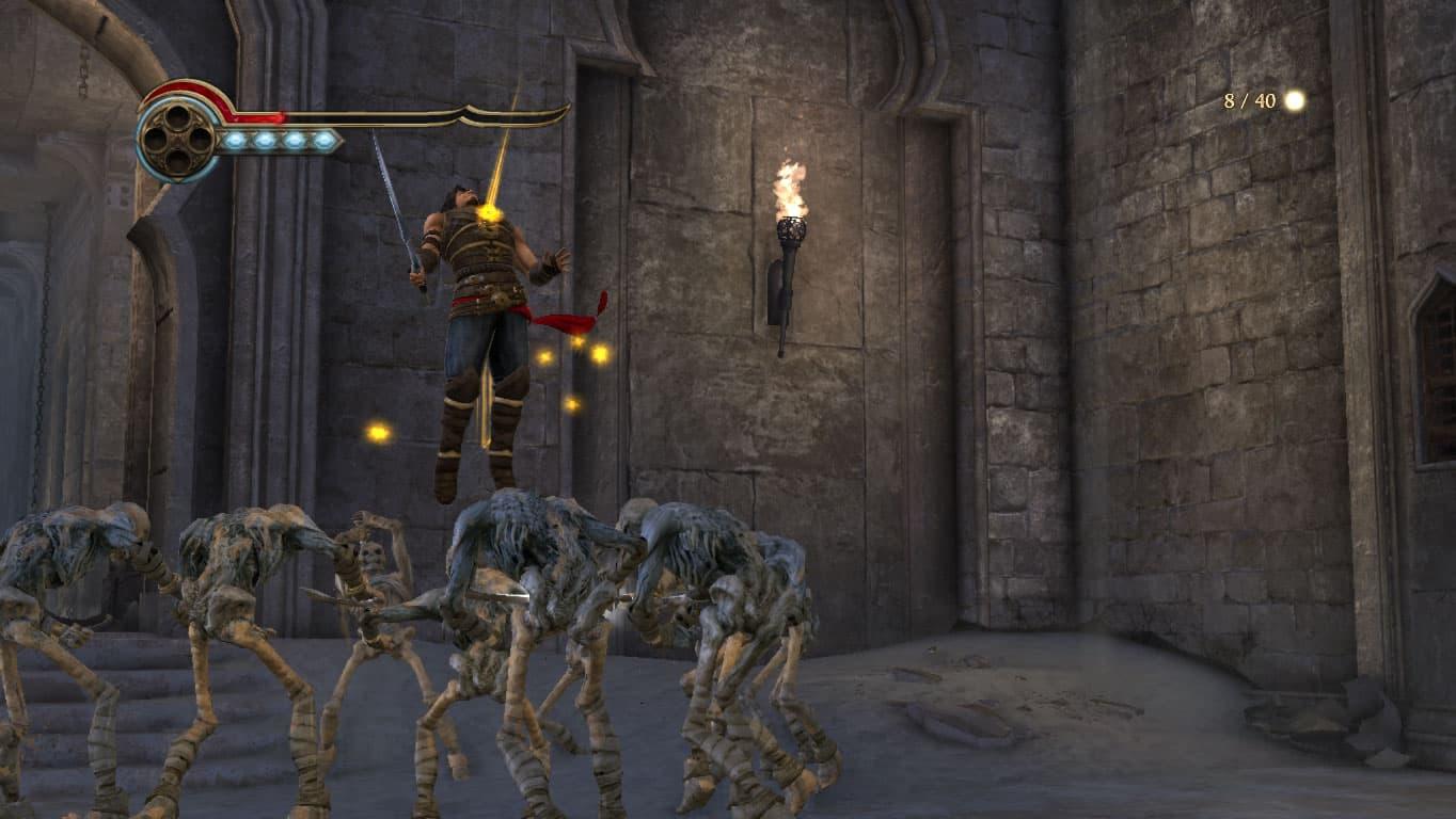 دانلود بازی شاهزاده ایرانی 5: شن های فراموش شده برای کامپیوتر - Prince Of Persia: The Forgotten Sands
