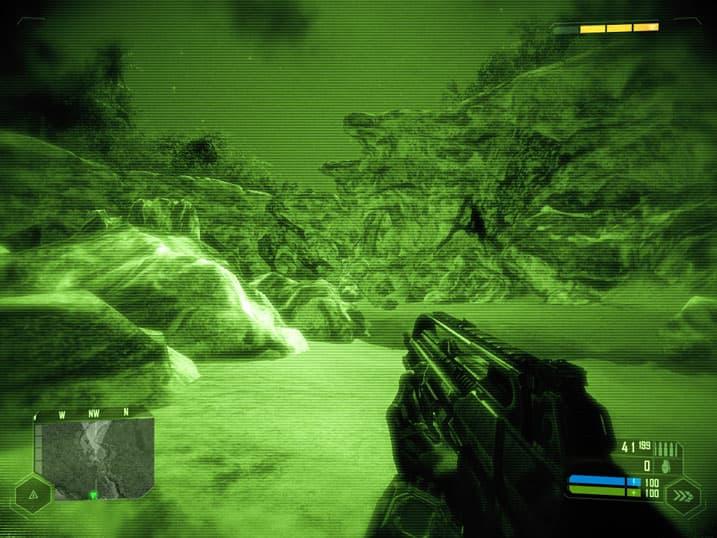 دانلود بازی کرایسیس 1 Crysis برای کامپیوتر PC