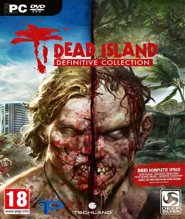 دانلود بازی DEAD ISLAND Definitive Collection برای کامپیوتر PC