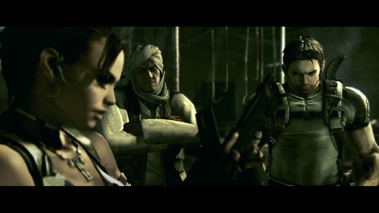دانلود بازی رزیدنت اویل 5 ویرایش طلایی برای کامپیوتر - Resident Evil 5 Gold Edition fitgirl for PC