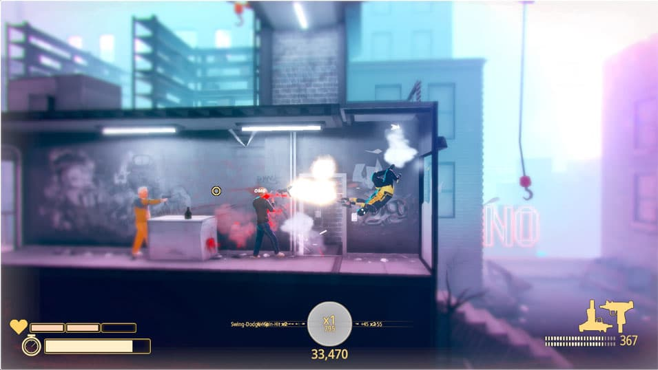 دانلود بازی دوست من پدرو My Friend Pedro برای کامپیوتر PC