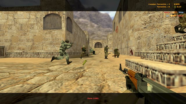 دانلود بازی کانتر counter strike 1.6 protocol برای کامپیوتر (PC) آفلاین و آنلاین
