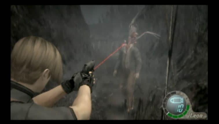 دانلود بازی رزیدنت اویل 4 Resident Evil برای کامپیوتر - نسخه PC