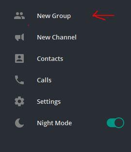 گروه و سوپرگروه تلگرام