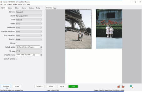 دانلود نرمافزار اسکنر VueScan Pro - اسکن عکس اسناد و تصاویر   برای کامپیوتر