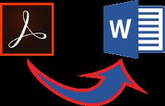 تبدیل فایل پی دی اف به ورد – دانلود نرمافزار PDF to Word converter