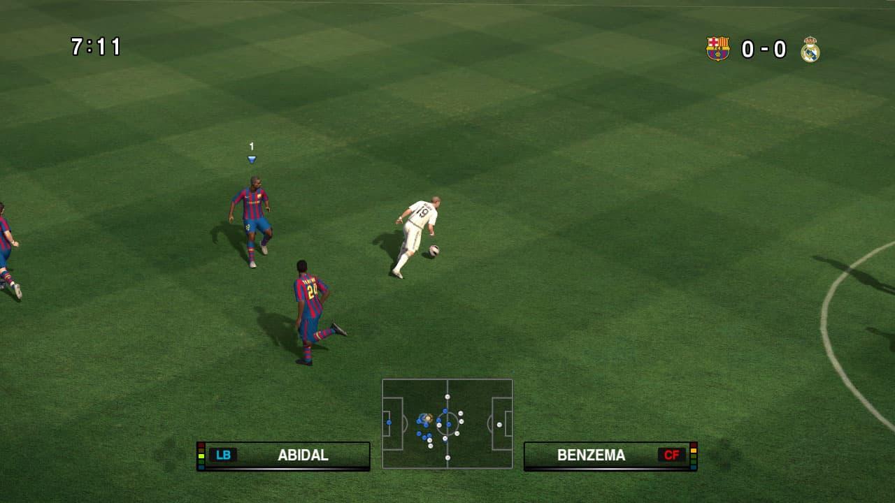 دانلود بازی PES 2010 برای کامپیوتر PC -فوتبال پی اس برای ویندوز