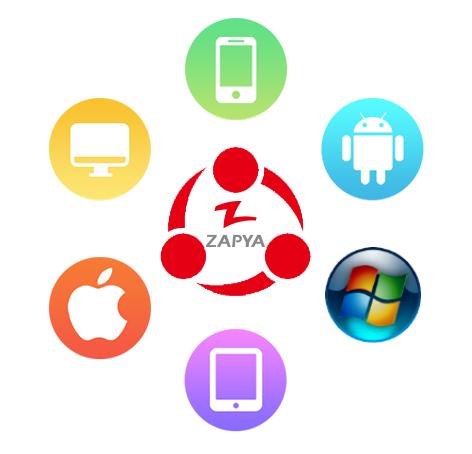 دانلود نرم افزار زاپیا (Zapya) برای کامیپوتر و موبایل (Cross-Platform) - اندروید ، IOS ، مک و ویندوز