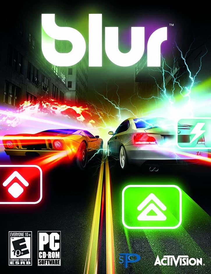 دانلود بازی Blur برای کامپیوتر PC