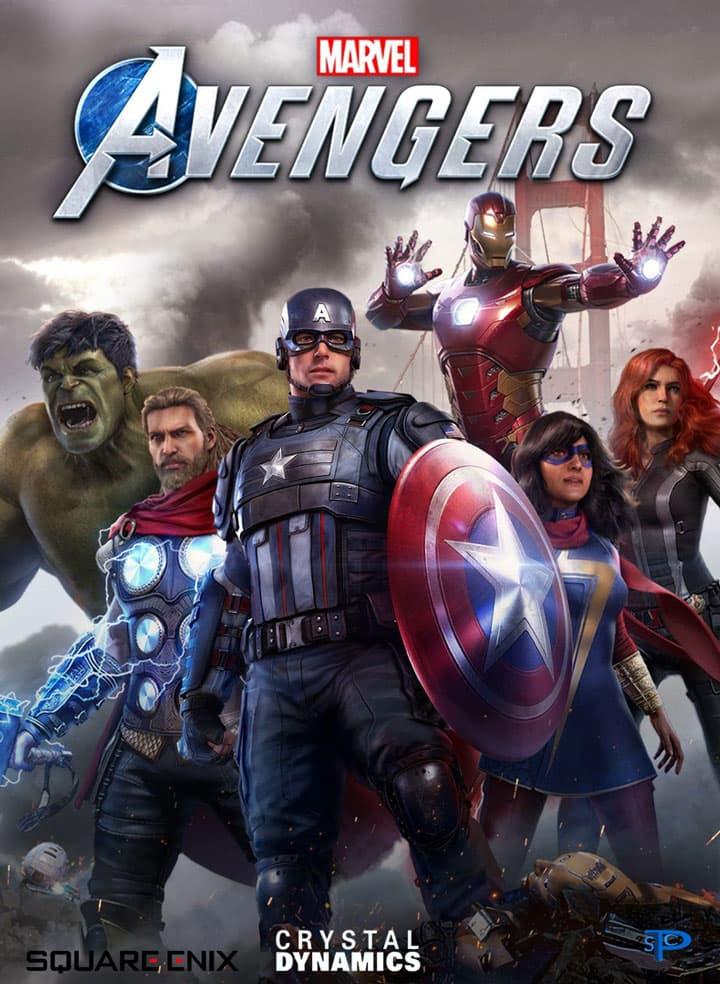 دانلود بازی Marvel's Avengers برای کامپیوتر PC
