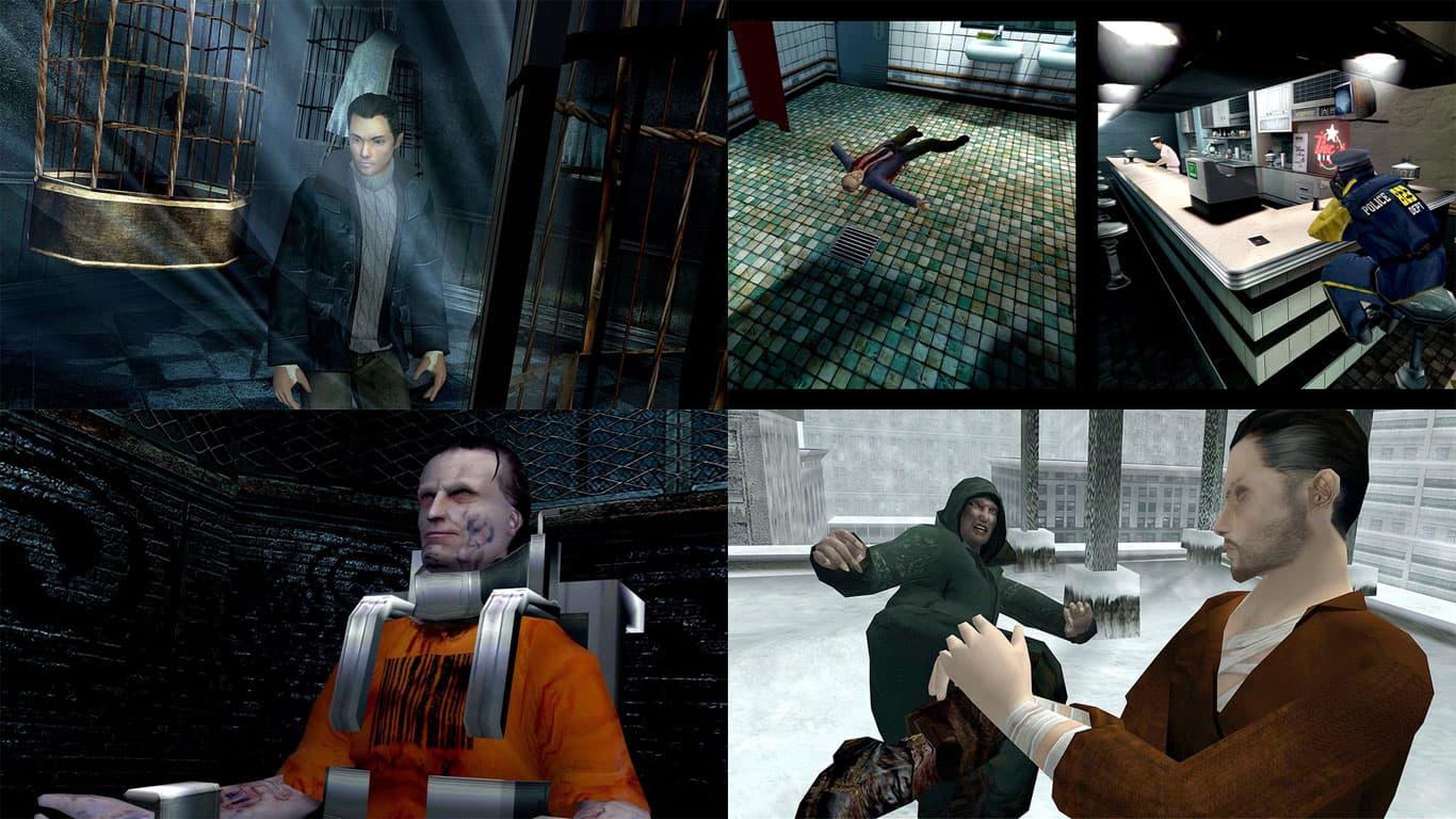دانلود بازی فارنهایت Fahrenheit: Indigo Prophecy Remastered برای کامپیوتر PC