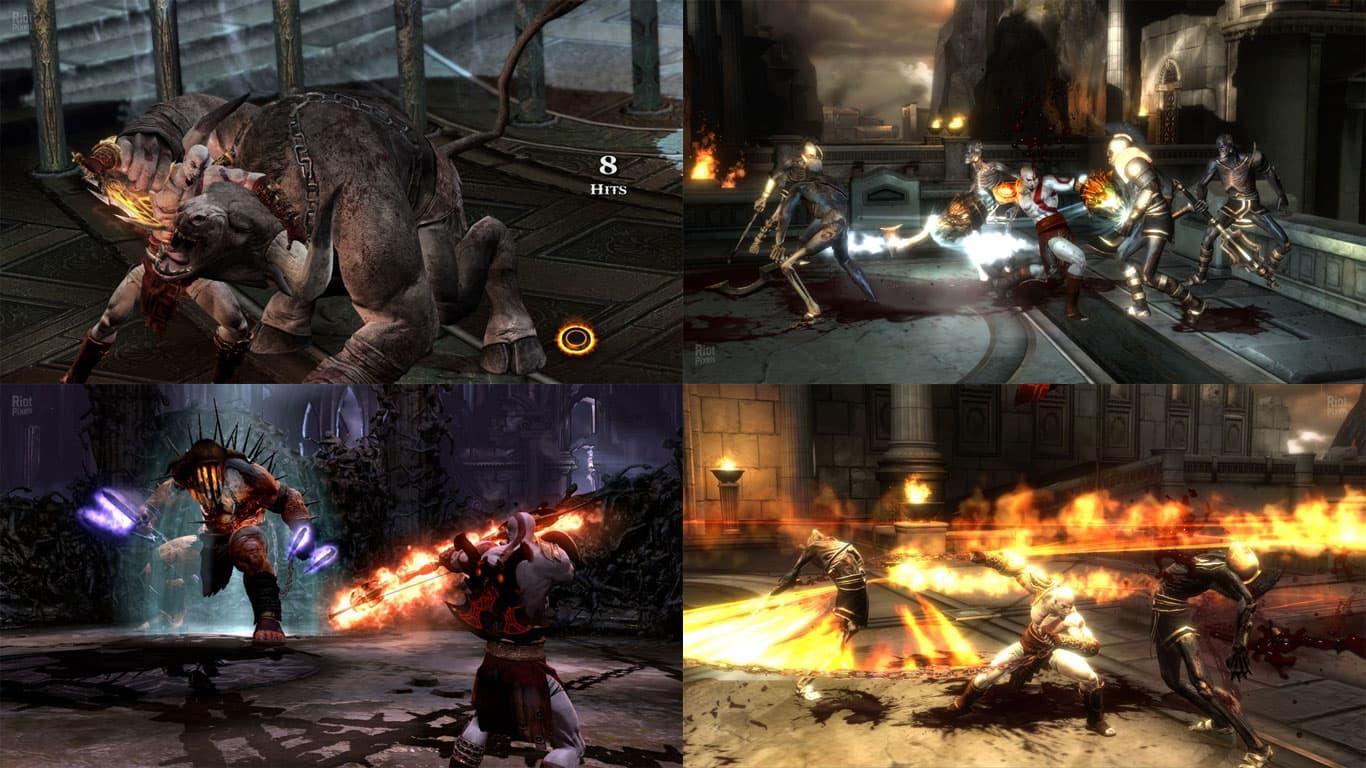 دانلود بازی خدای جنگ 3 God Of War برای کامپیوتر PC