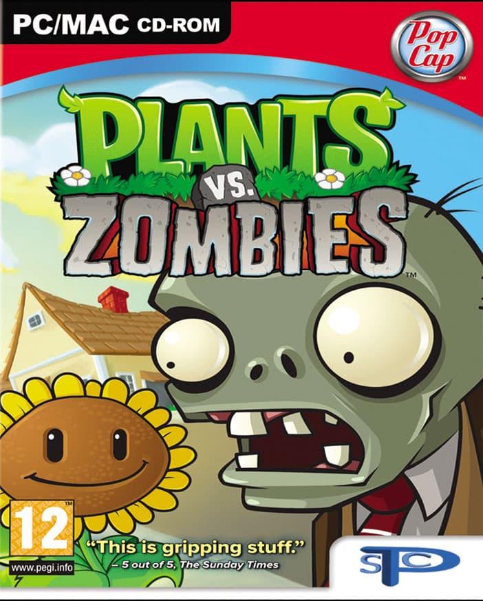 دانلود بازی گیاهان علیه زامبی ها برای کامپیوتر