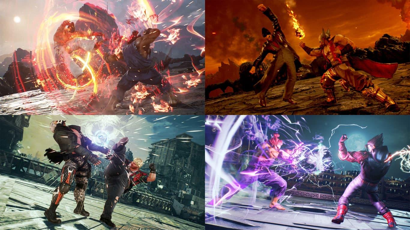 دانلود بازی تیکن 7 Tekken برای کامپیوتر