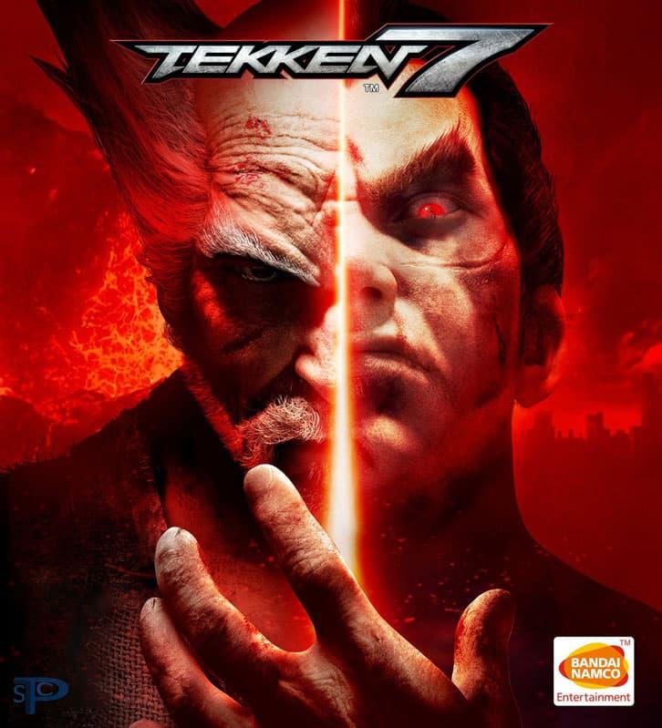 دانلود بازی تیکن 7 Tekken برای کامپیوتر PC