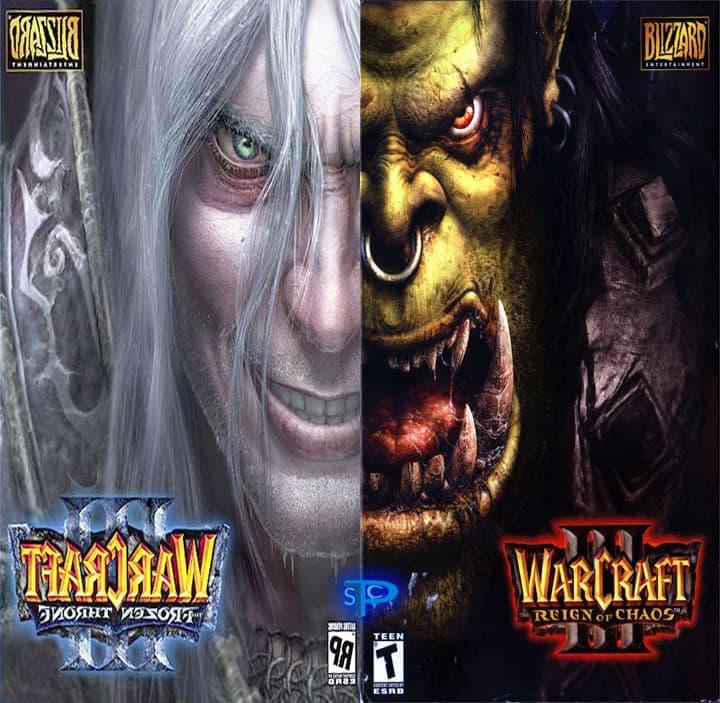 دانلود بازی وارکرافت Warcraft 3: Complete Edition برای کامپیوتر PC