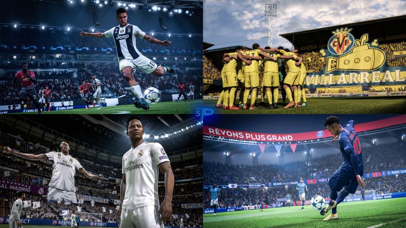 دانلود بازی فیفا 19 FIFA برای کامپیوتر PC