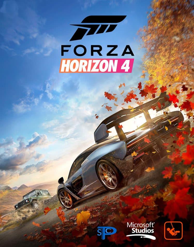 دانلود بازی فورزا هورایزن Forza Horizon 4 برای کامپیوتر PC