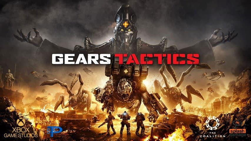 دانلود بازی Gears Tactics برای کامپیوتر PC