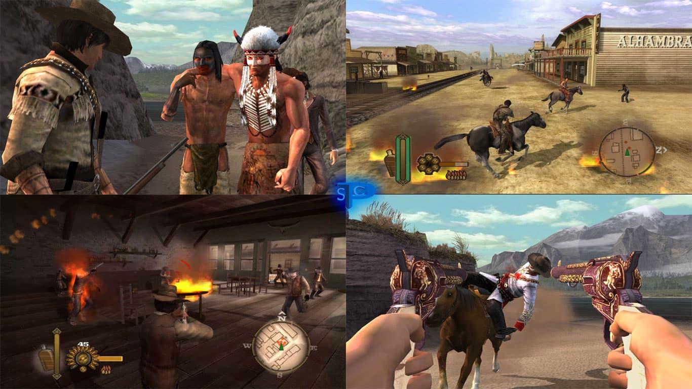 دانلود بازی اسلحه GUN برای کامپیوتر PC