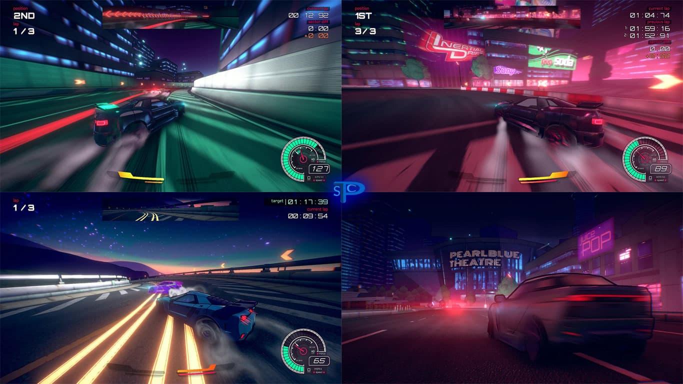 دانلود بازی Inertial Drift برای کامپیوتر PC