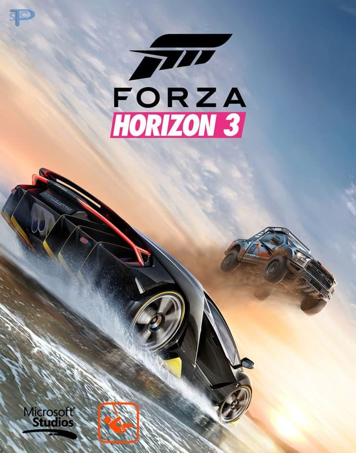 دانلود بازی فورتزا هورایزن Forza Horizon 3 برای کامپیوتر PC