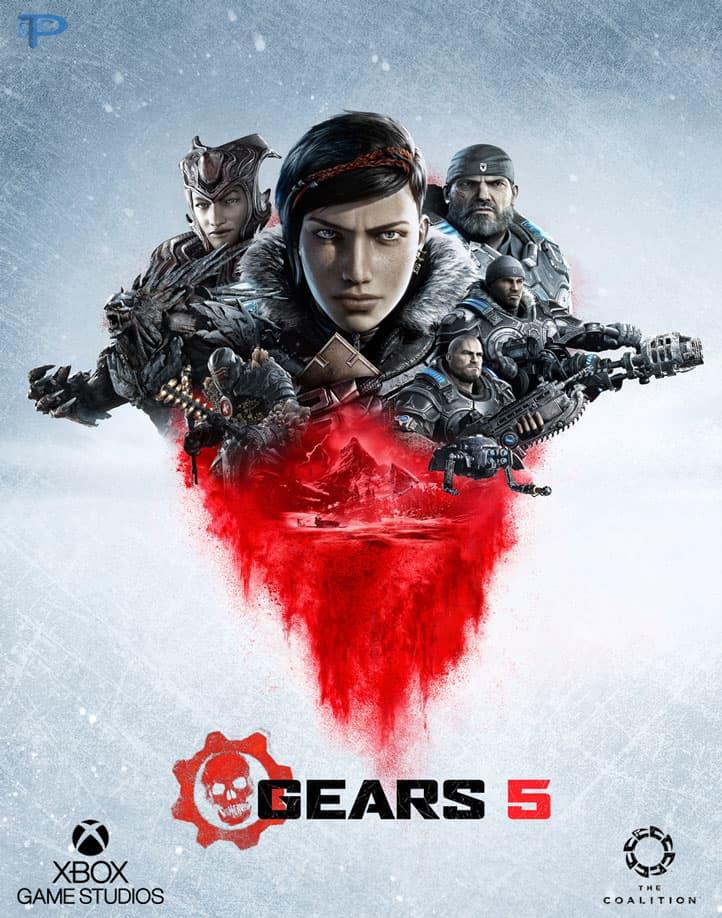 دانلود بازی Gears 5 برای کامپیوتر PC - چرخ دنده ها