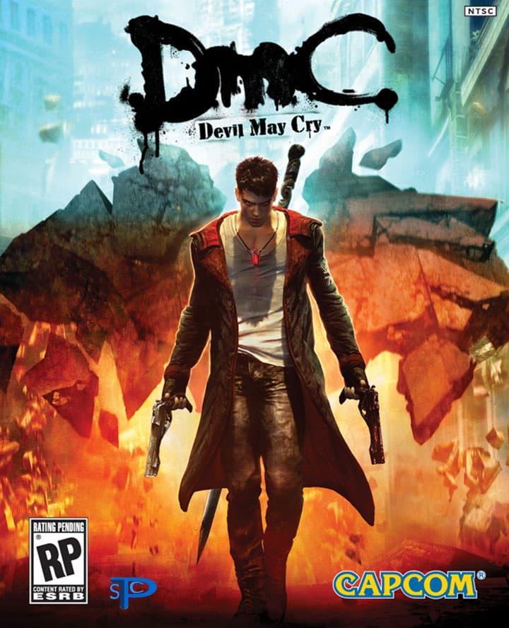 دانلود بازی DmC Devil May Cry برای کامپیوتر PC