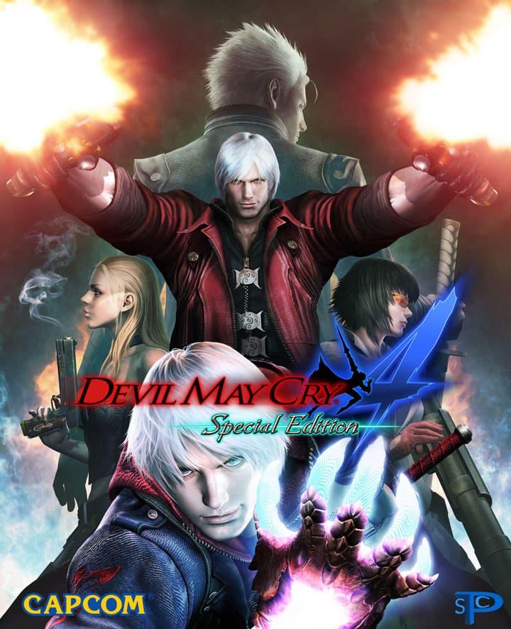دانلود بازی Devil May Cry 4: Special Edition برای کامپیوتر PC