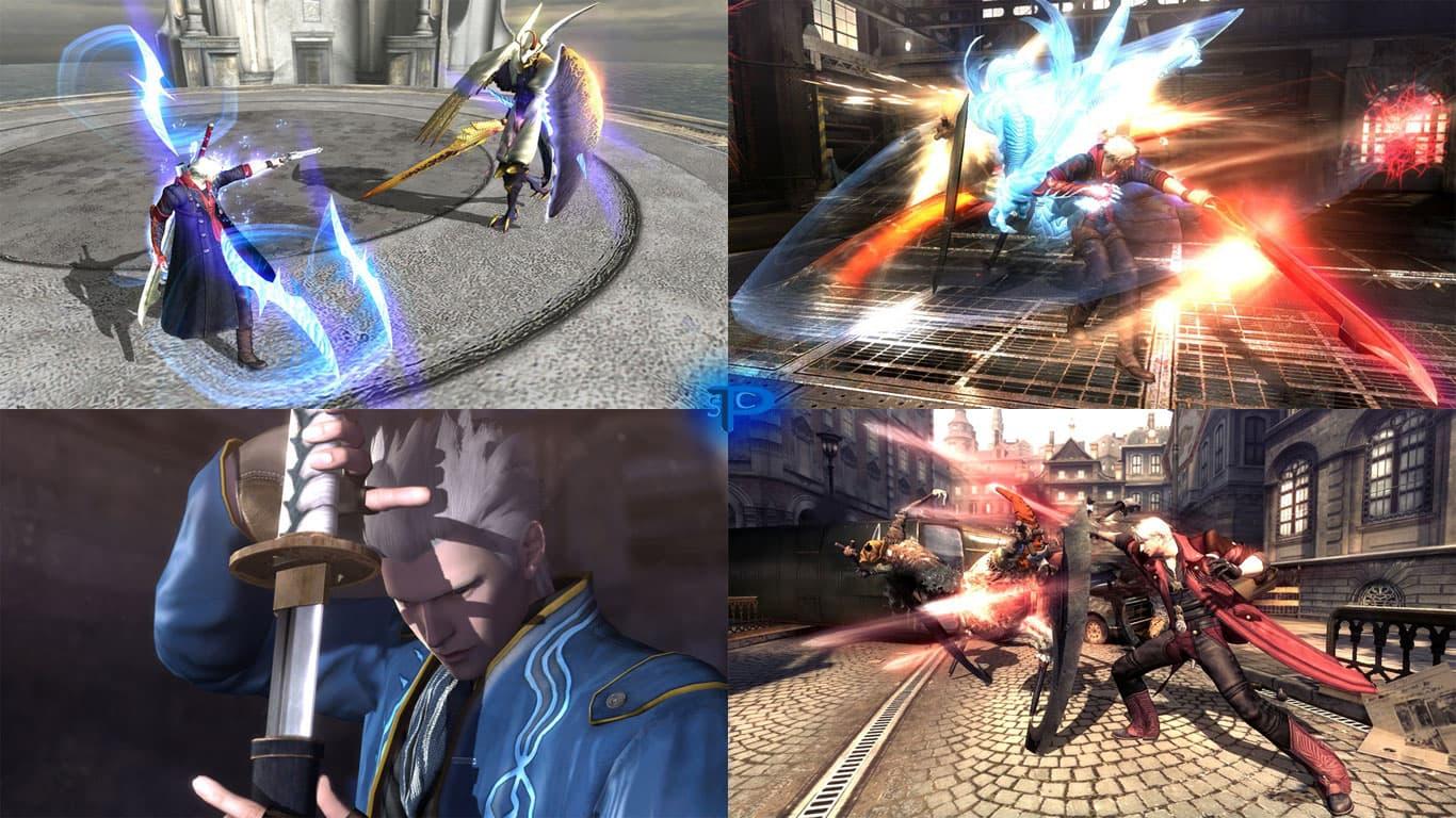 دانلود بازی Devil May Cry 4 special edition برای کامپیوتر PC