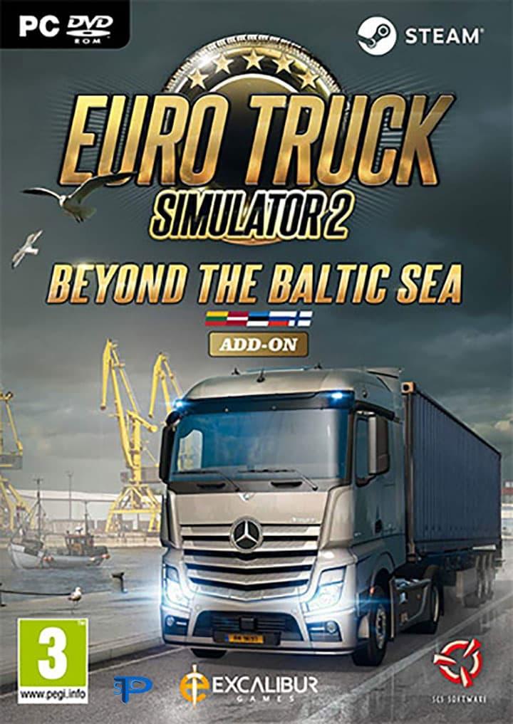 دانلود بازی Euro Truck Simulator 2 برای کامپیوتر PC