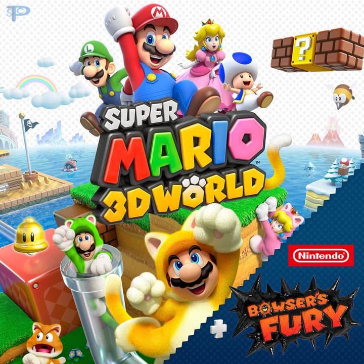 دانلود بازی Super Mario 3D World + Bowser's Fury برای کامپیوتر PC - قارچ خور