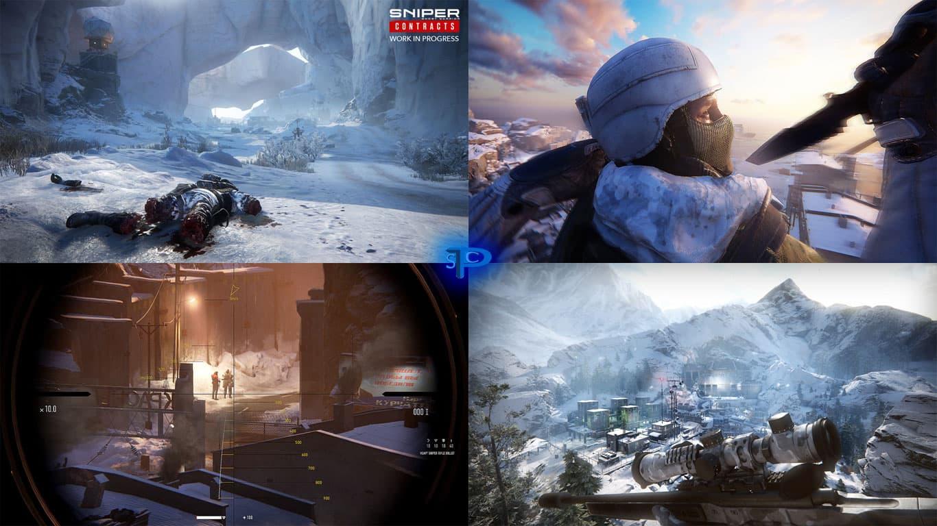 دانلود بازی Sniper Ghost Warrior Contracts برای کامپیوتر PC