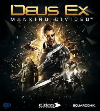 دانلود بازی Deus Ex - Mankind Divided برای کامپیوتر PC