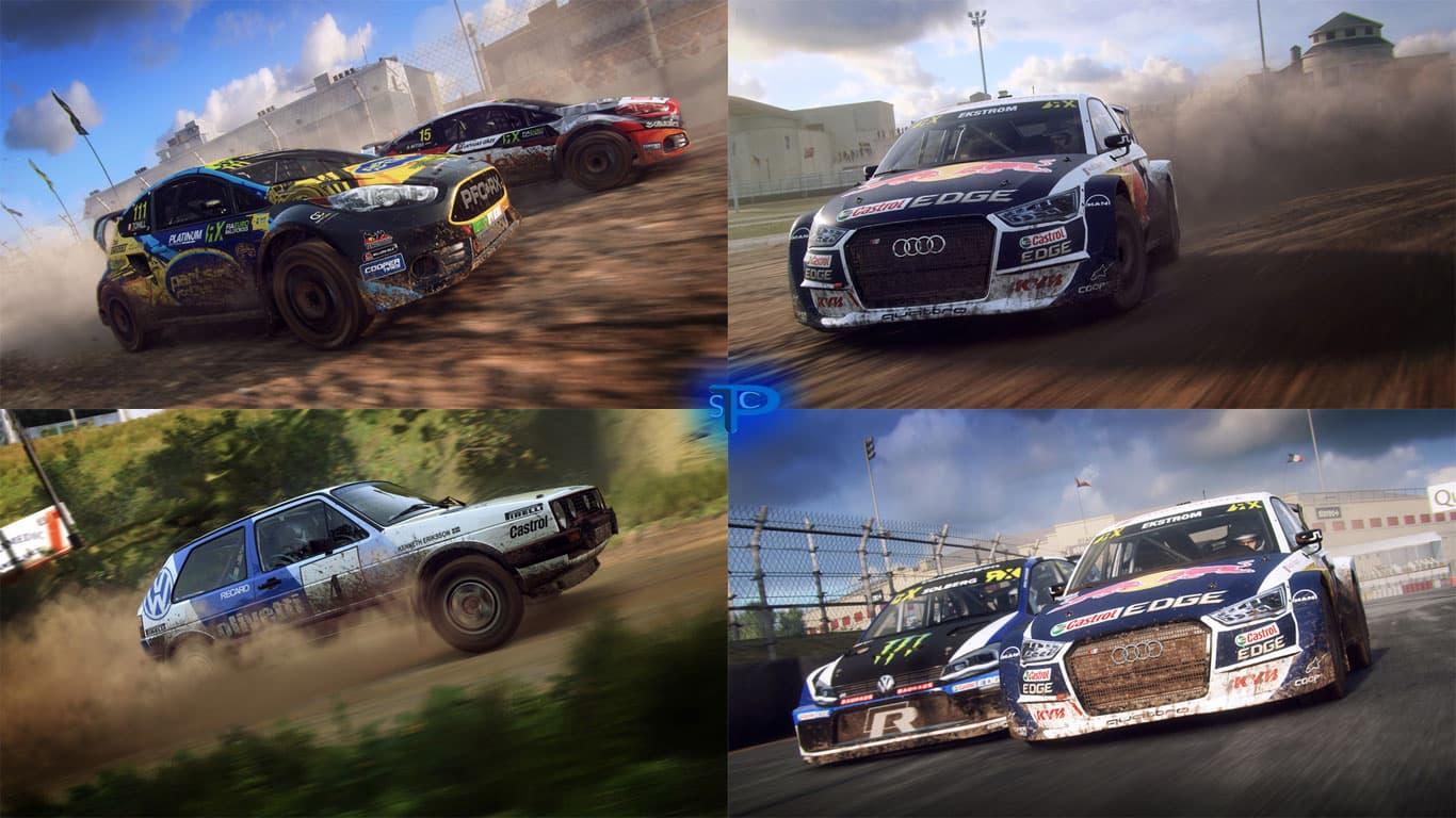 دانلود بازی Dirt Rally 2 برای کامپیوتر PC