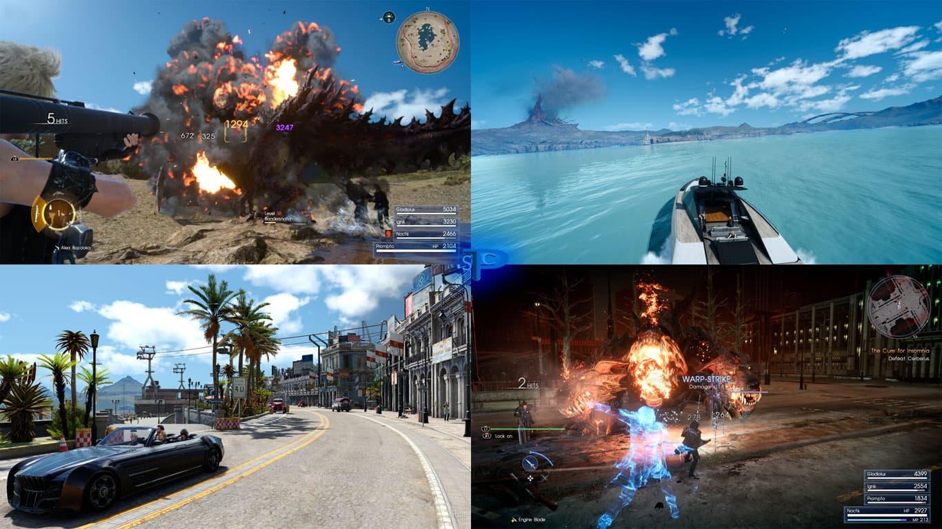 دانلود بازی Final Fantasy XV Windows Edition برای کامپیوتر PC