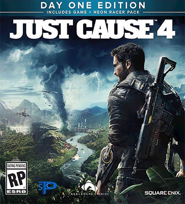 دانلود بازی Just Cause 4 برای کامپیوتر PC